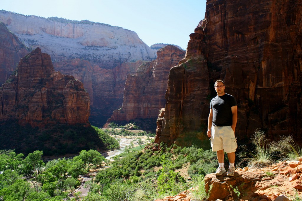 Zion Nation Park - 2011